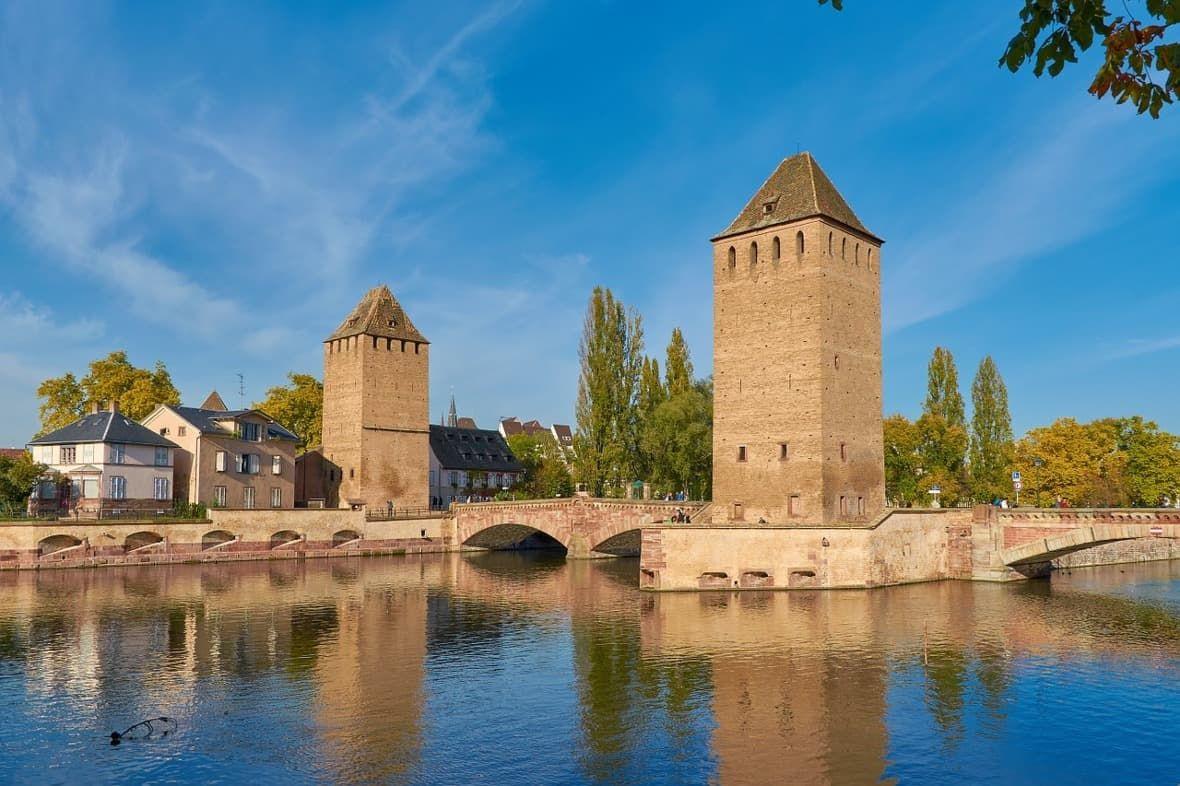 Manuál nacesty - Alsasko,Strasbourg