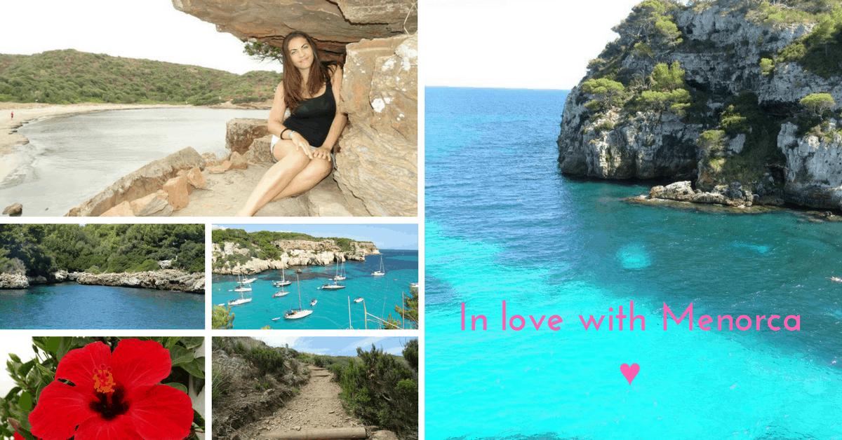 Obrázek nasociální sítě  - in love with Menorca