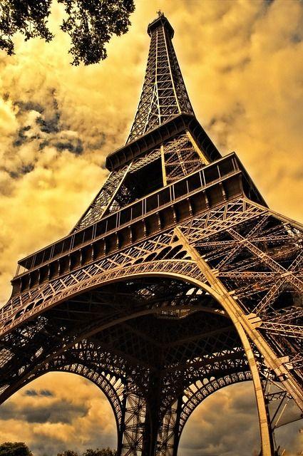 Výuka francouzského jazyka - Eiffelovka