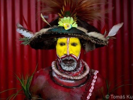 Náhledový obrázek - jazykový ráj Papua Nová Guinea