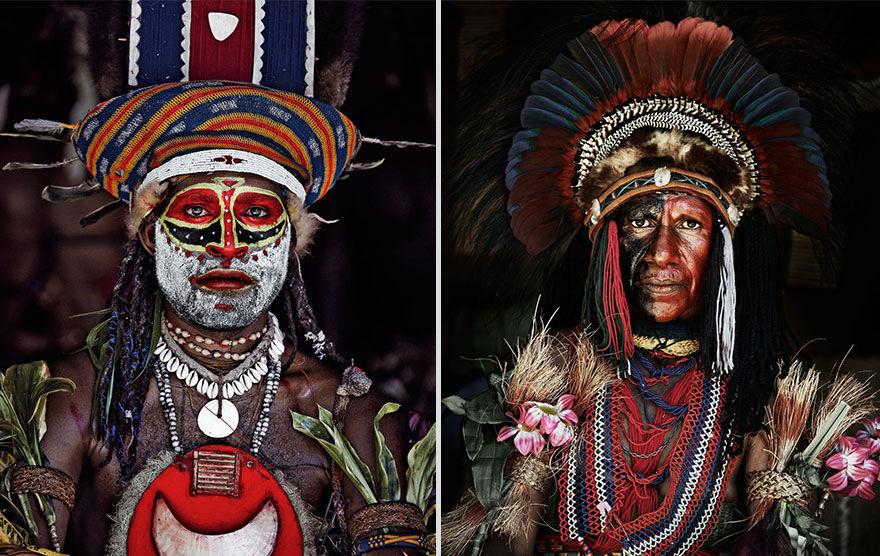 Papua Nová Guinea - Gorokové