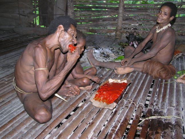 Papua Nová Guinea - Kombaié