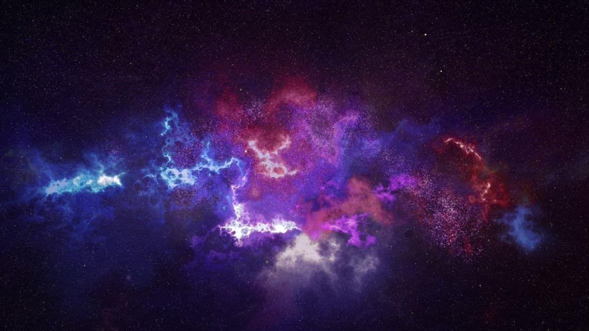 Vesmír se zaradoval