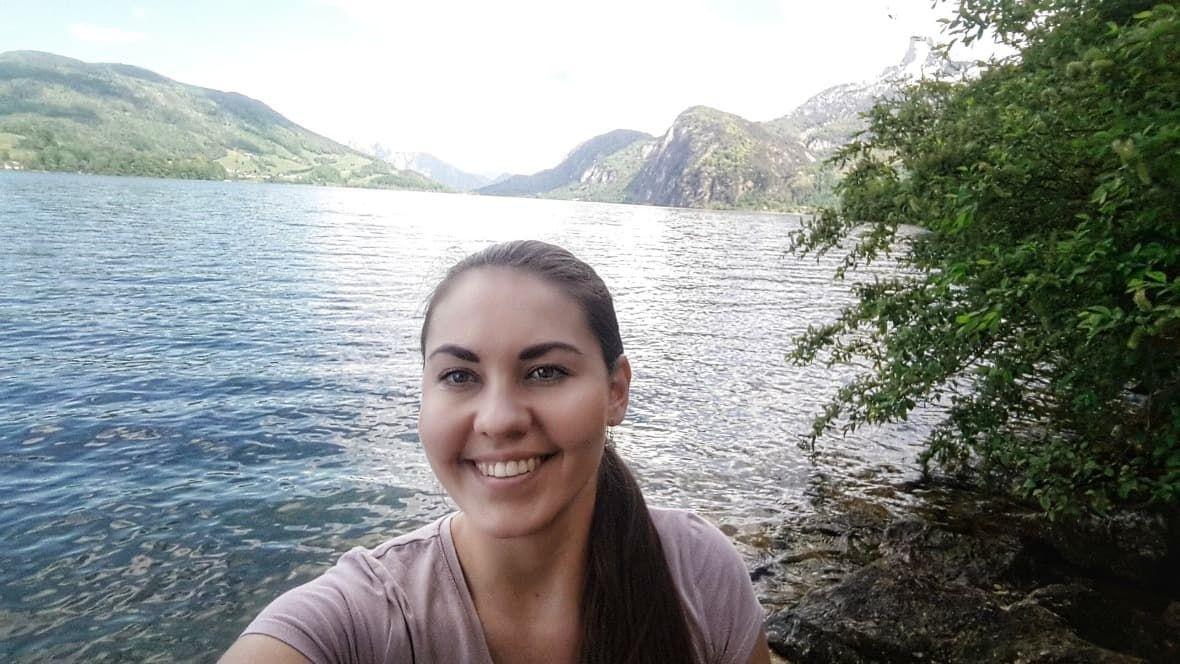 Objevování rakouských jezer Markéta Králová
