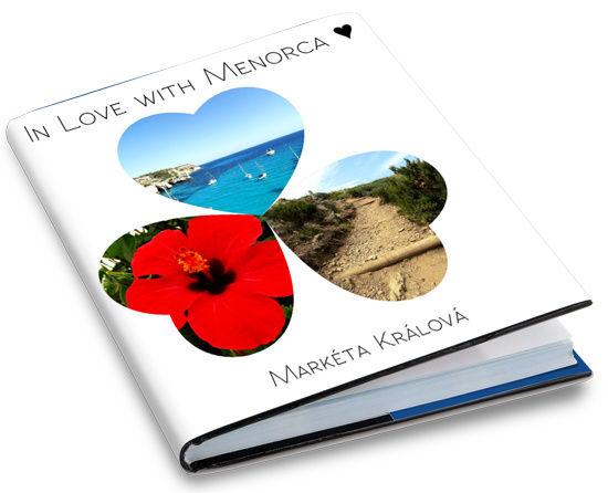E-book In Love with Menorka