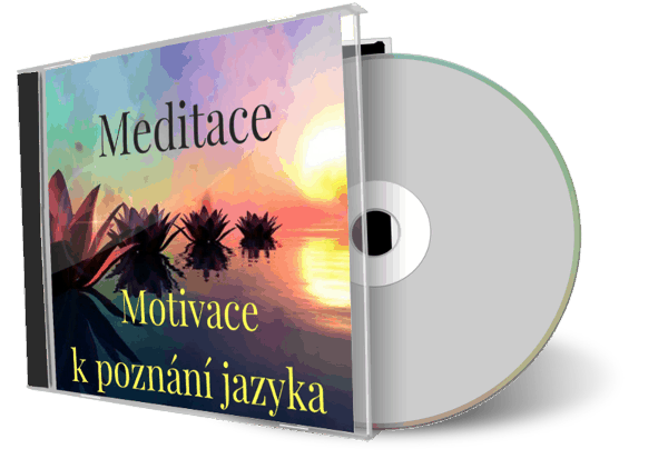 CD cover meditace