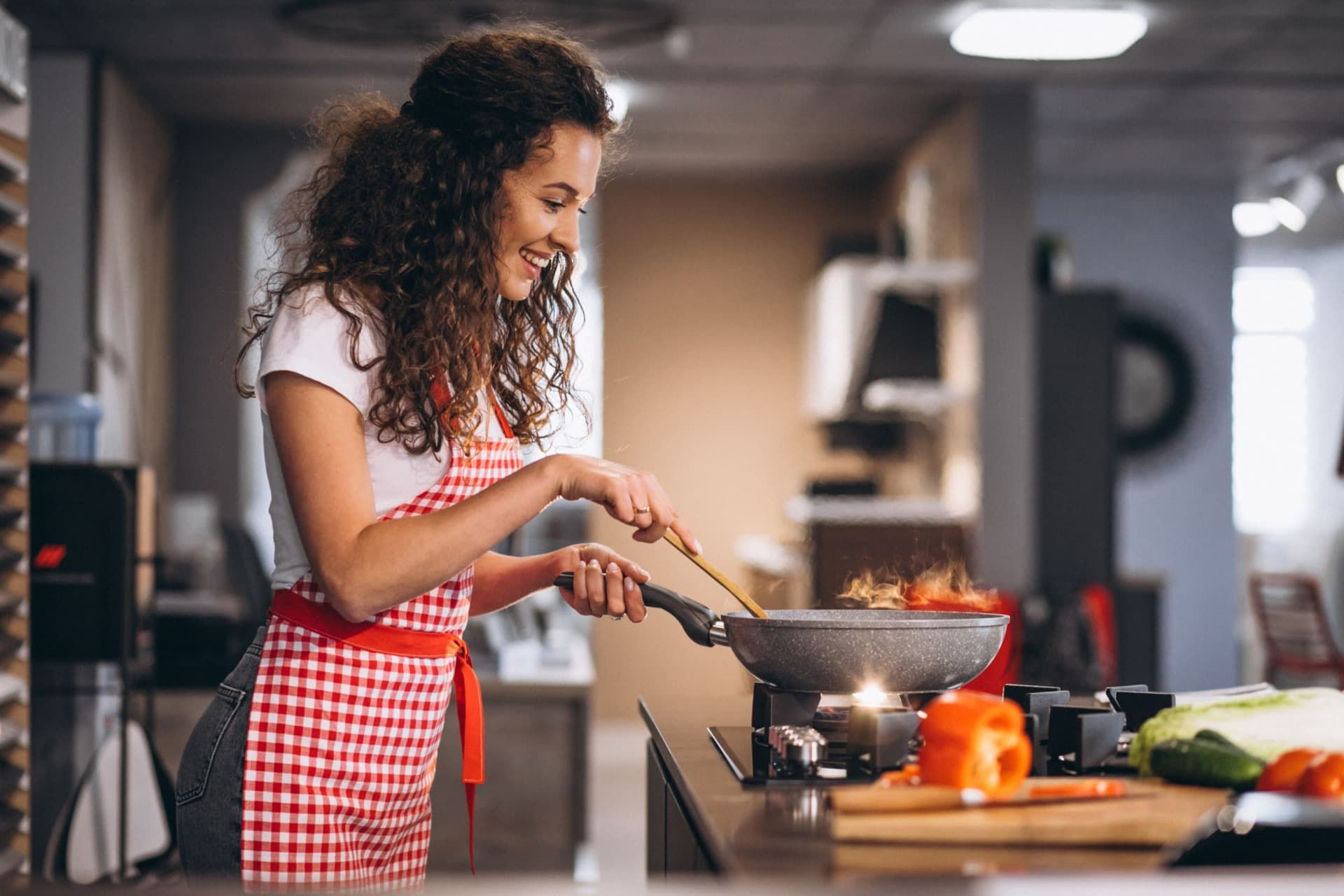Test učebního stylu, 3 otázka - vaření