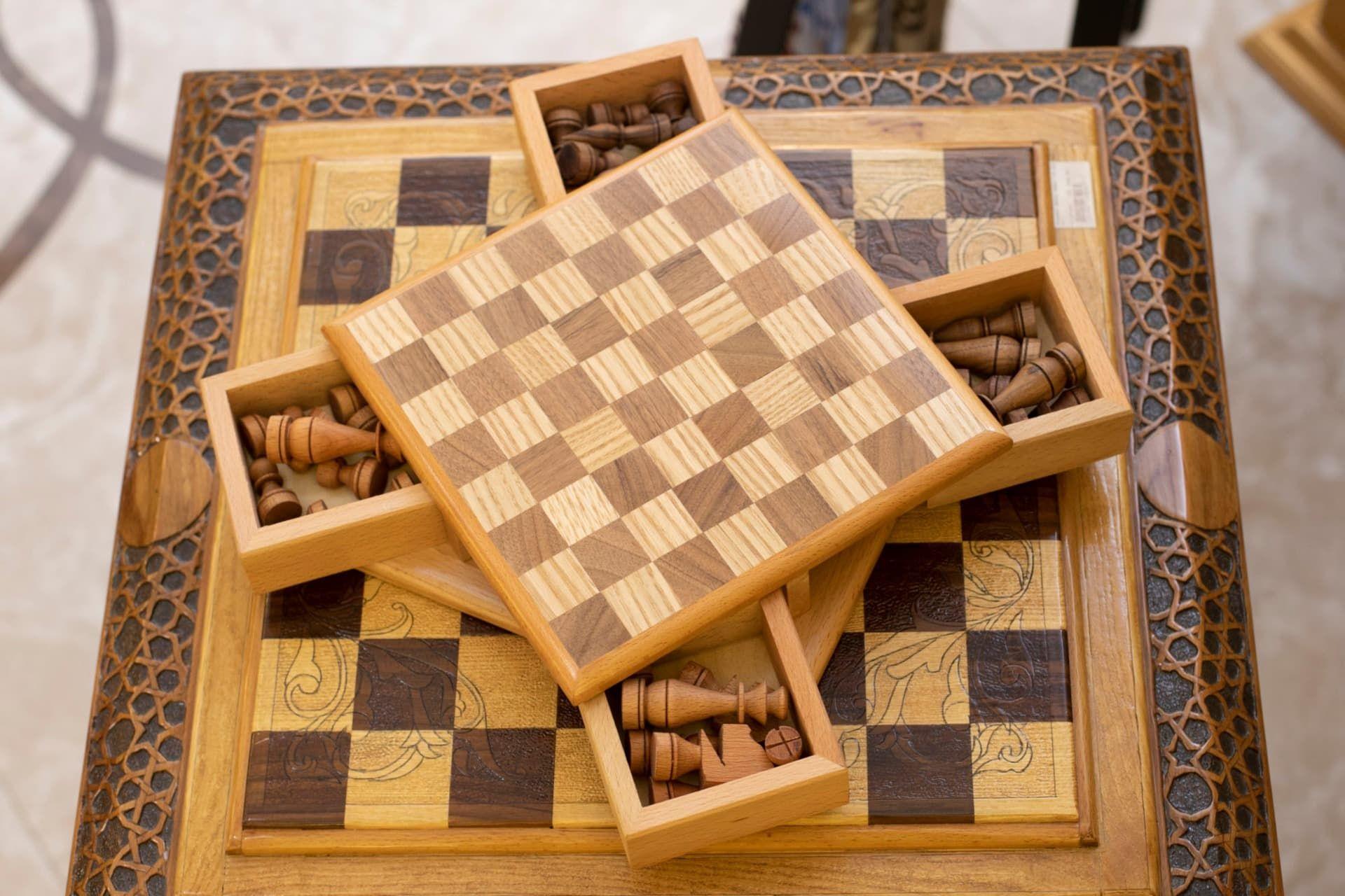 Test učebního stylu, 6 otázka - stolní hra