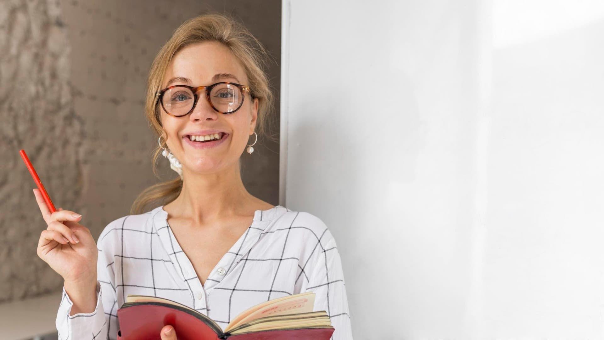 Test učebního stylu, 9 otázka - učitelka